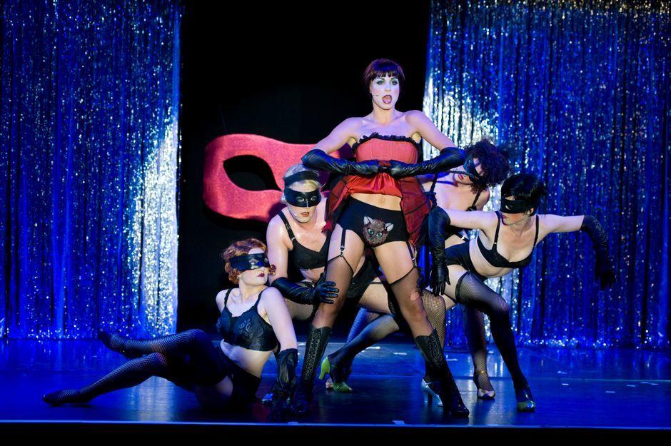 Das verruchte Berlin in einem Musical erleben